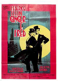 Джинджер и Фред