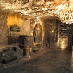 Соляные шахты. Величка. Польша