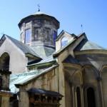 Армянский кафедральный собор. Львов. Украина
