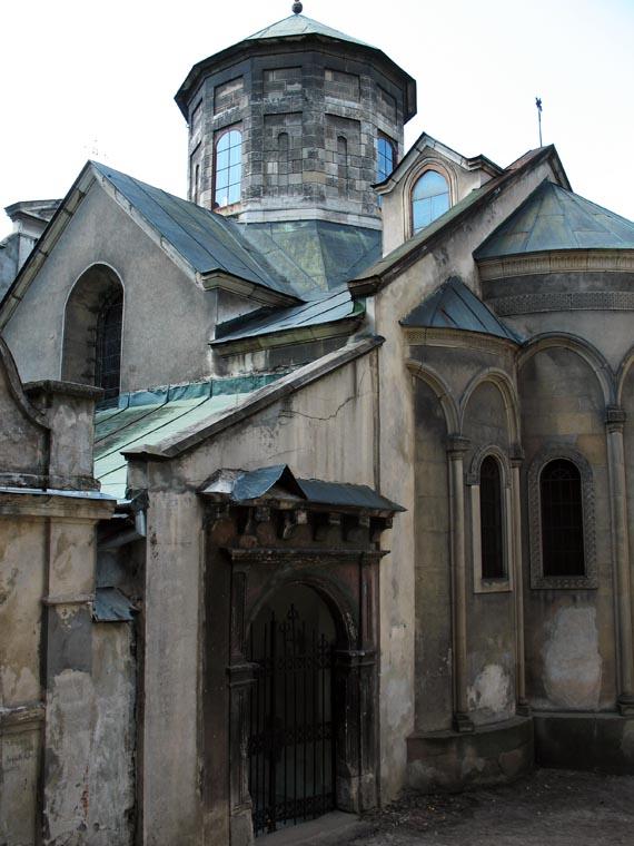 Армянский собор. Львов