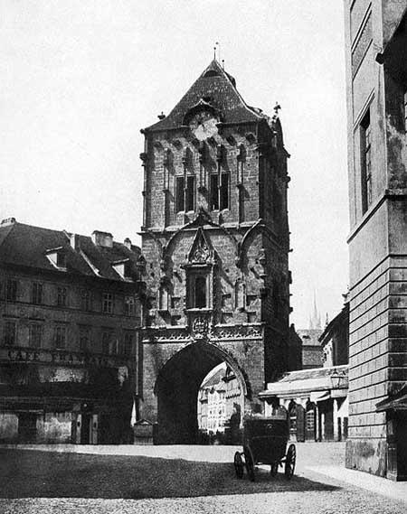 Пороховая башня (1856 г.)