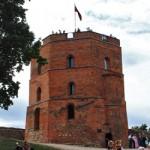 Башня Гедимина. Вильнюс. Литва