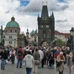 Карлов мост. Прага. Чехия