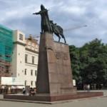 Кафедральная площадь. Вильнюс. Литва