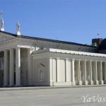 Кафедральный собор Святого Станислава. Вильнюс. Литва