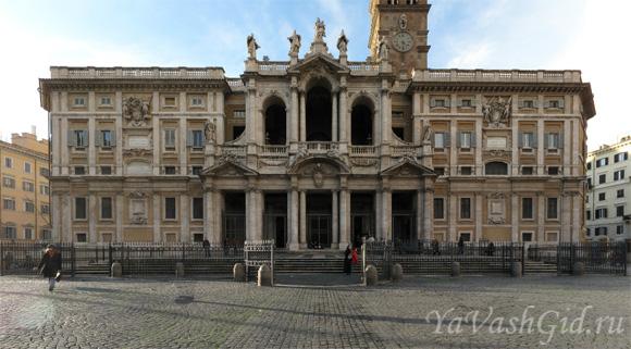 Церковь Санта Мария Маджоре, Ватикан