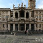 Церковь Санта Мария Маджоре. Ватикан