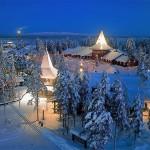 Финская Лапландия – новогодний рай