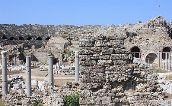 Сидэ, Турция