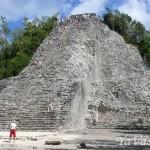 Коба – древний город народов Майя в Мексике
