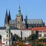 Собор Святого Вита. Прага. Чехия