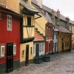 Злата улочка. Прага. Чехия
