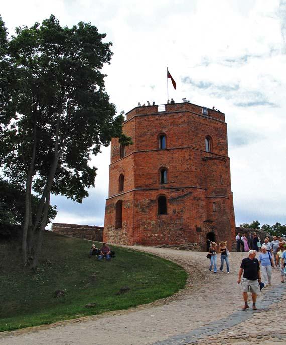 Башня Гедимина. Вильнюс