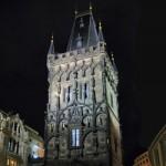 Пороховая башня. Прага. Чехия