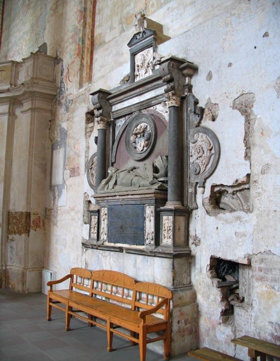 Памятник Станиславу Радзивиллу Набожному (1559—1599)