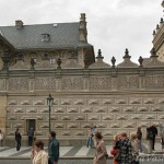 Шварценбергский дворец. Прага. Чехия