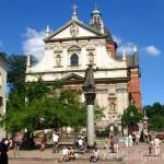 Костел Св. Петра и Павла. Краков. Польша