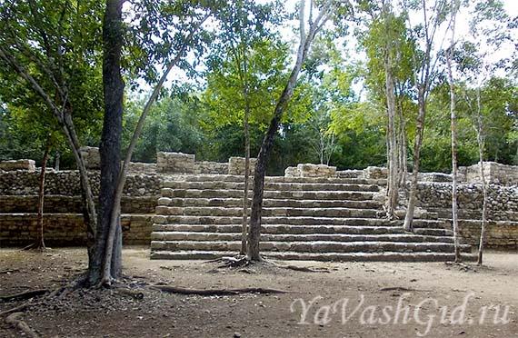 руины Коба